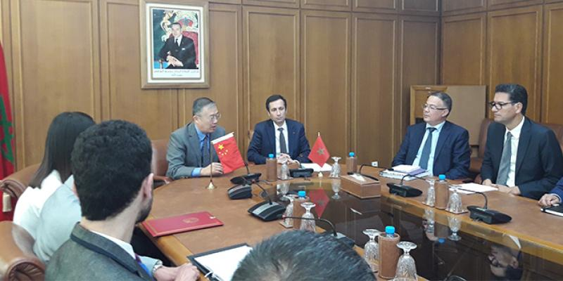 La Chine accorde un don de 140 millions de DH