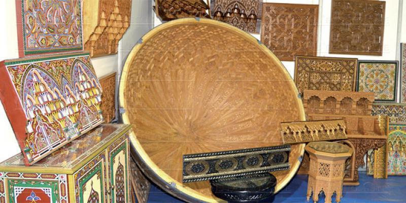Meknès accueille le 4e salon international du bois