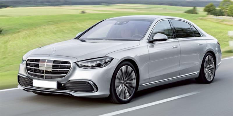 Mercedes-Benz: Alliance de modernité et d'héritage pour la Classe S