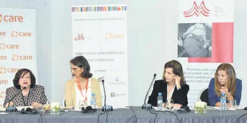 Des mères réunies pour la paix à Casablanca