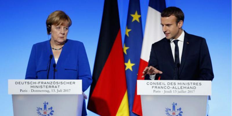 Lune de miel entre la France et l'Allemagne