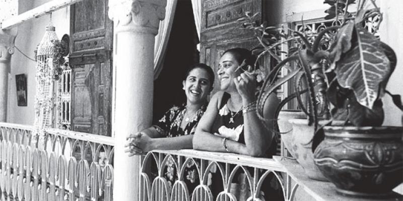 Michel Nachef, gardien d'une mémoire photographique marocaine