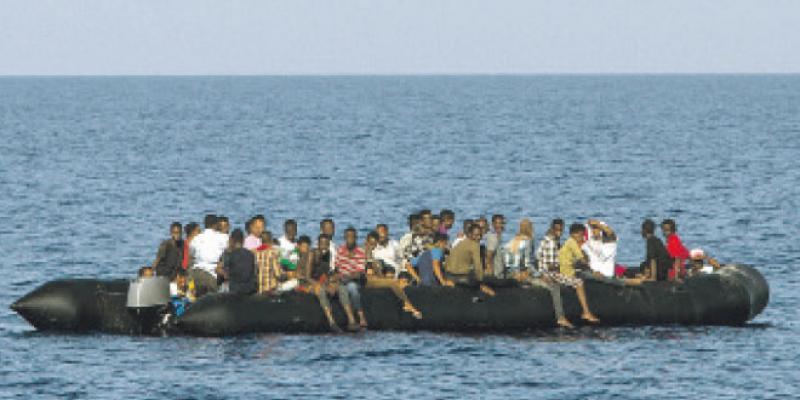"""L'AMDH-Nador dénonce une """"migration meurtrière"""""""