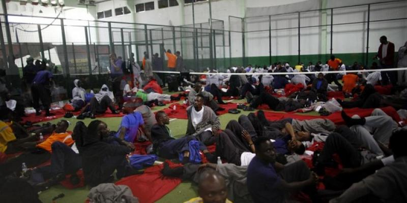 Migrants : HRW épingle l'Espagne