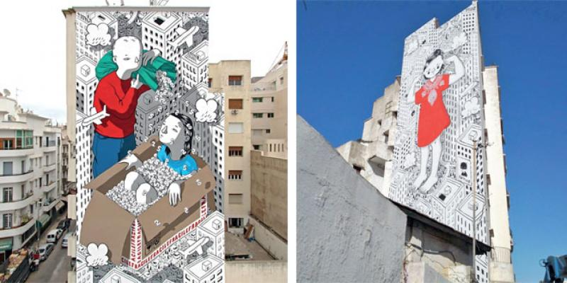 Destruction de l'œuvre de Millo: Outrage à l'art à Casablanca