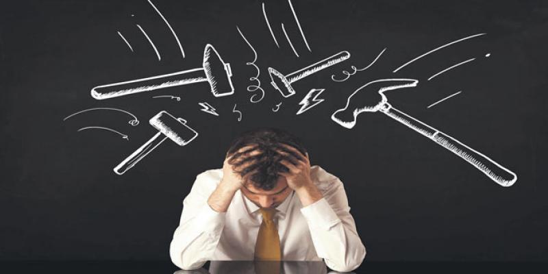 Enquête ReKrute.com: Stress, fatigue, insomnie… au bord du burn-out!
