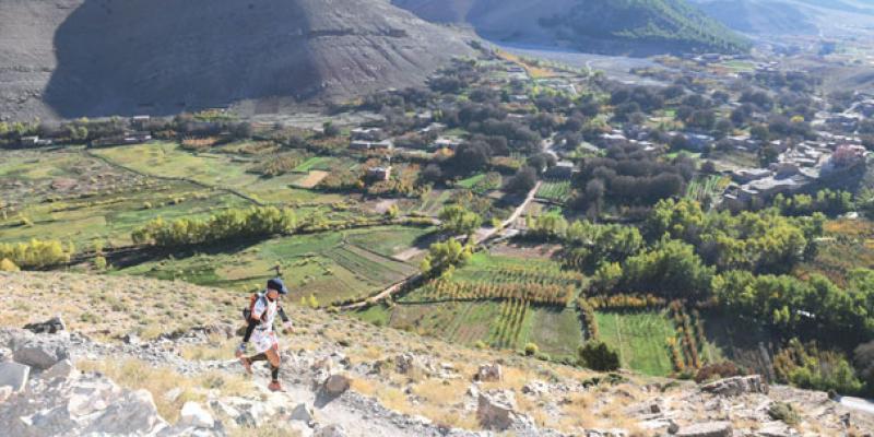Morocco Trail Race: La 5e édition revient à Aït Bouguemez
