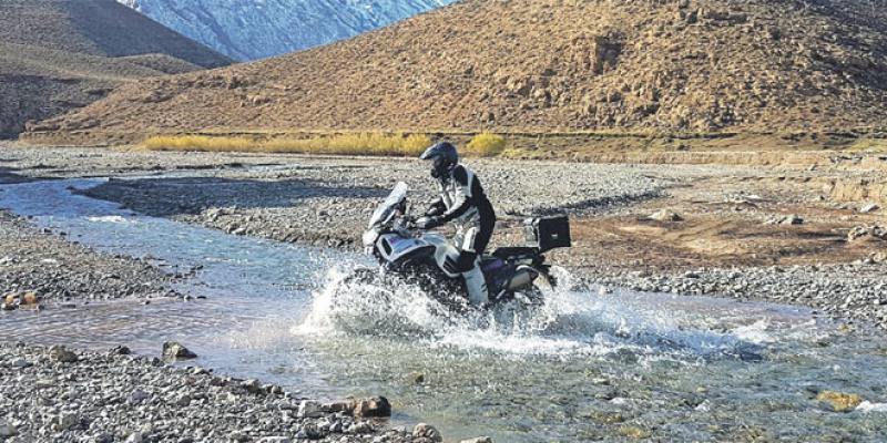 Le marché de la moto progresse à deux chiffres