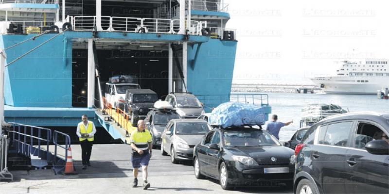 Tanger Med: Retour au bercail des premiers MRE