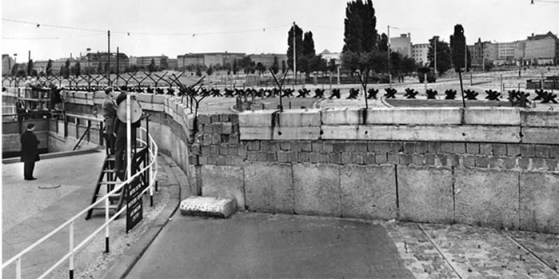 Le 13 août 1961, un mur divise Berlin... et le monde