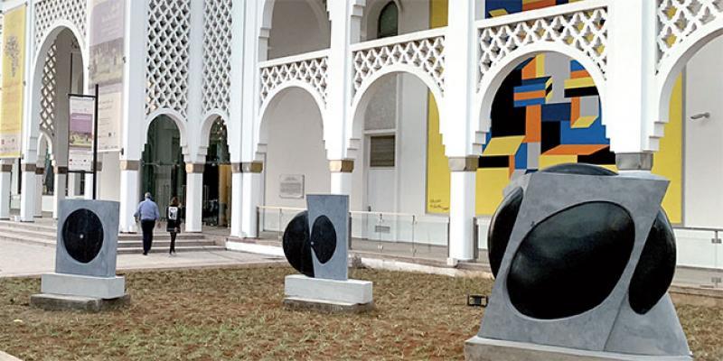 Le Musée Mohammed VI d'art moderne et contemporain: Visite guidée