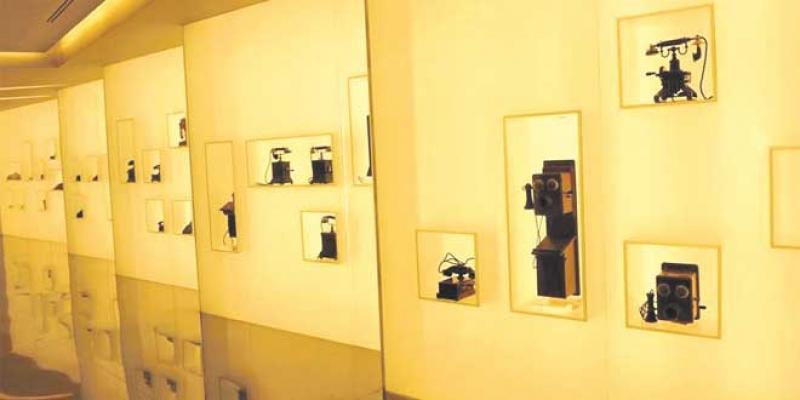 Musée de Maroc Telecom: Plus de 200 ans d'histoire