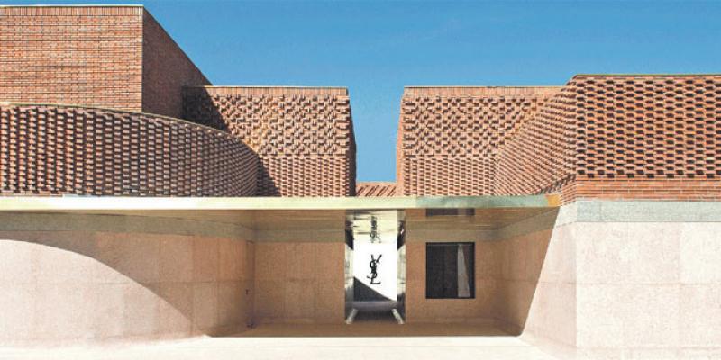 Condensé d'émotions au musée Yves Saint Laurent