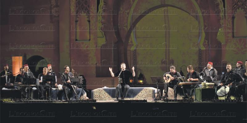 Musiques sacrées du monde: «Fès, mémoire du futur et patrimoine des cultures»