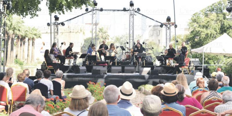 Musiques sacrées du monde: Les festivaliers goûtent le «nectar d'immortalité»