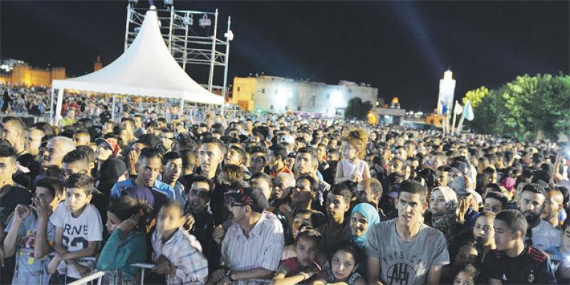 Musiques sacrées: Le festival dans la ville cartonne