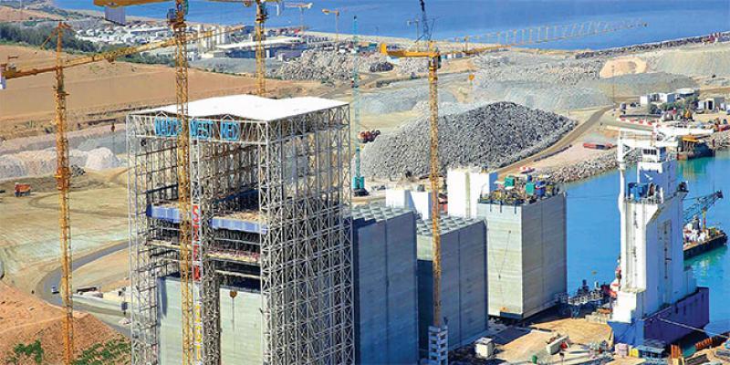 Nador West Med: Le complexe portuaire prêt dès 2022