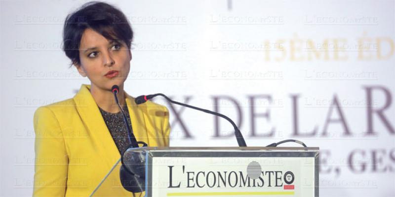 Prix de L'Economiste pour la recherche/ Najat Vallaud-Belkacem: «Notre sort collectif dépend de notre enseignement»