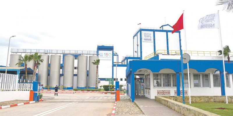 Nestlé Maroc étend son unité de production