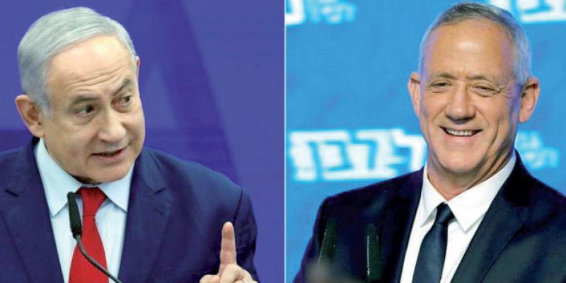 Israël: Netanyahu appelle son rival à co-gouverner