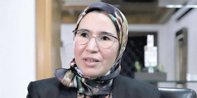 Nezha El Ouafi: «Nous travaillons sur le changement des paradigmes»