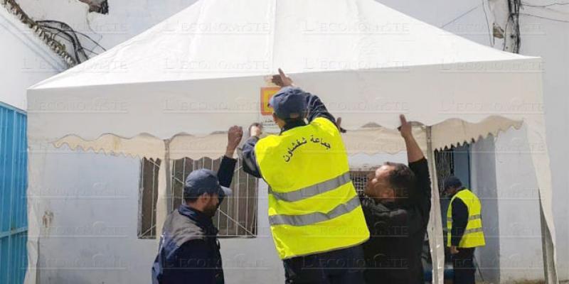 Nord: Les initiatives locales anti-Covid se multiplient