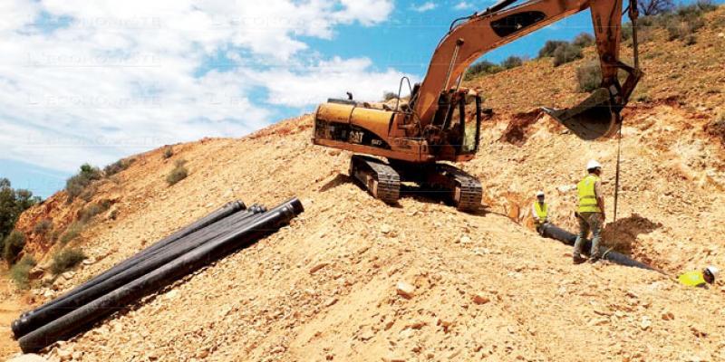 Nord: Une nouvelle infrastructure pour parer au stress hydrique