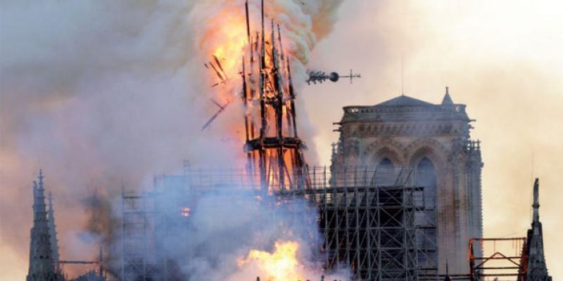 Notre-Dame de Paris: Des trésors partis en fumée