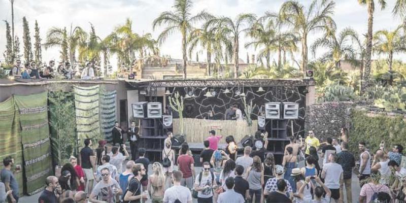 Oasis: Le festival qui fait danser Marrakech