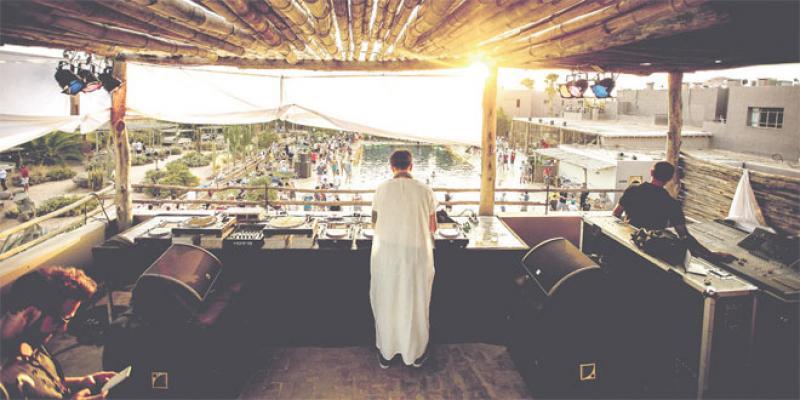 Oasis Festival Marrakech affiche complet
