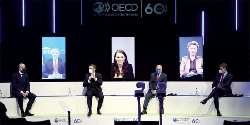 60 ans de l'OCDE: Accord de Paris, l'après-crise, taxation du numérique…