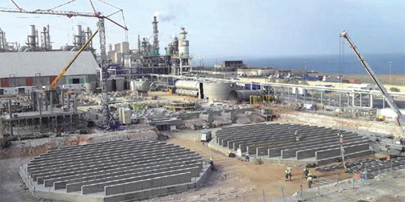 OCP: Les effluents réduits à leur plus bas niveau