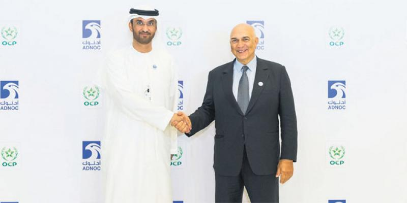 OCP-Abu Dhabi Oil Company: Une joint-venture de classe mondiale