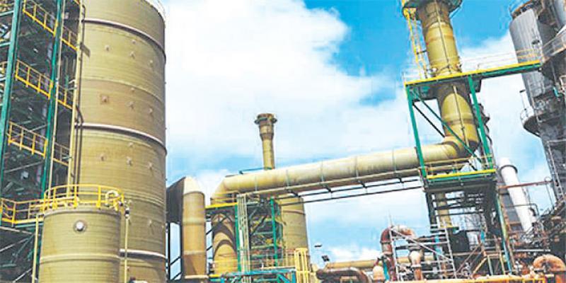 OCP/Acide sulfurique: Un méga-chantier aux standards internationaux