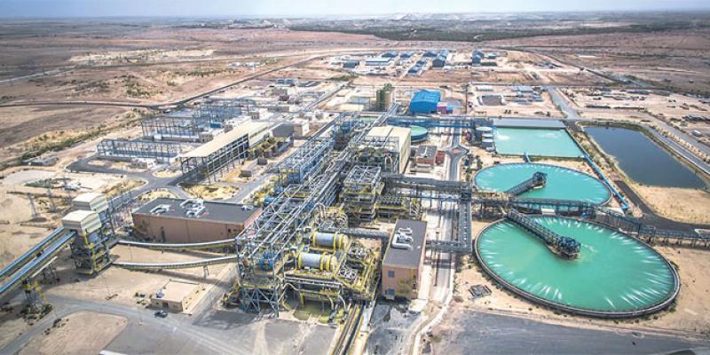 OCP: Le pari de la performance industrielle et durabilité