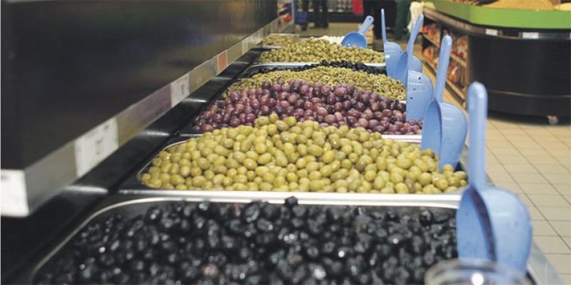Olives de table: Attention, la concurrence nous rattrape