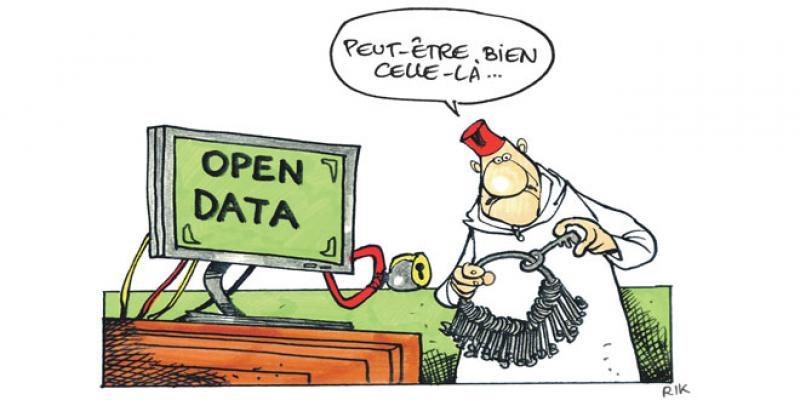Open data: Le Maroc complètement largué!