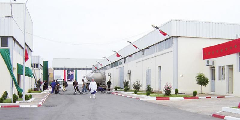 L'Oriental renforce sa productivité laitière