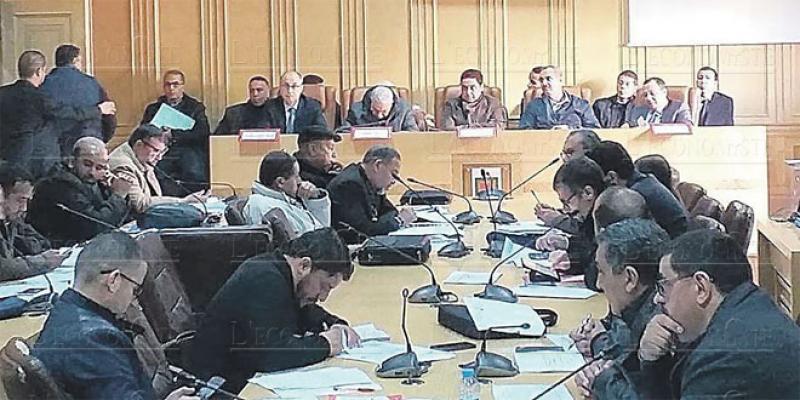 Oujda: 3 ans pour valider le budget communal
