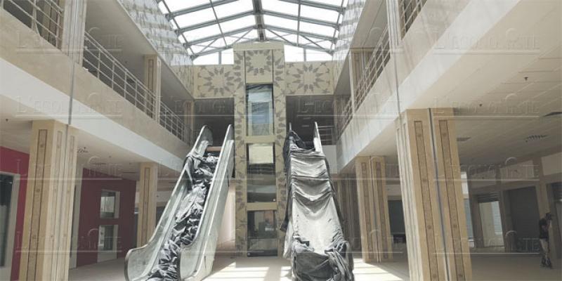 Oujda: Un premier mall pour la région