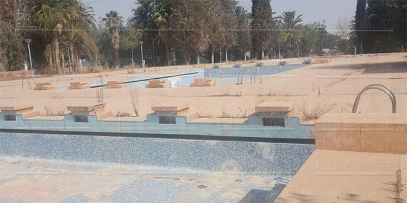 Oujda, ville sans piscine municipale...