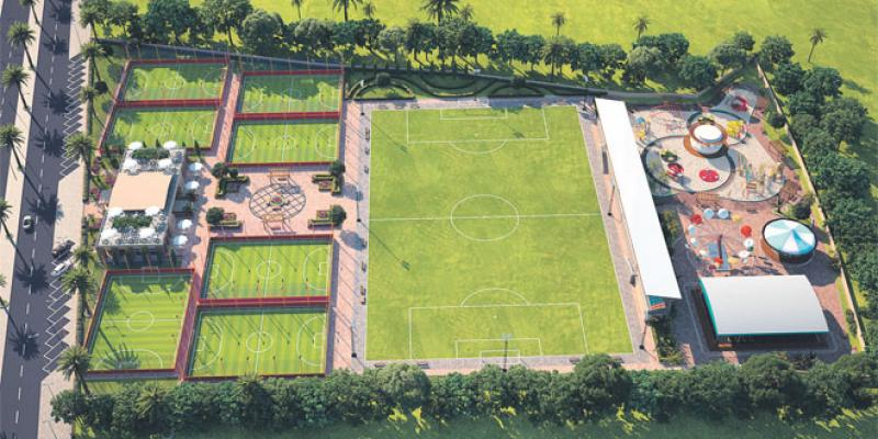 Taroudant: Ouled Berhil s'offre un complexe sportif