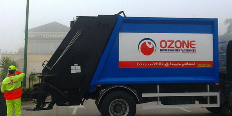Déchets ménagers: Ozone lance des centres de tri fin octobre