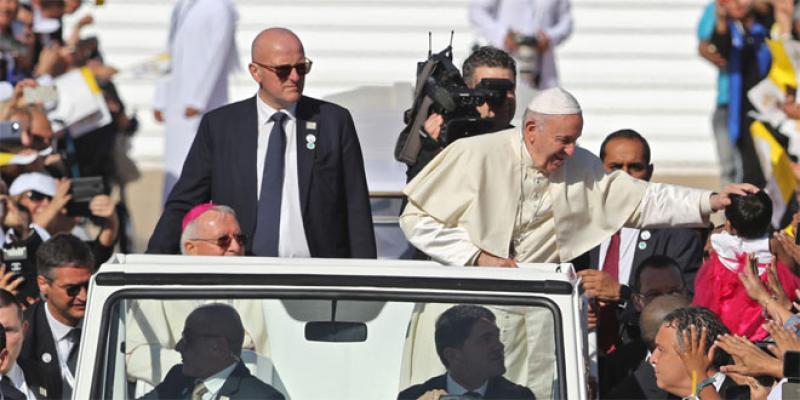 Les vœux du pape François pour le Moyen-Orient