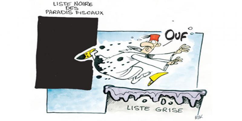 Blacklistés fiscaux en Europe: Rabat y échappe de justesse
