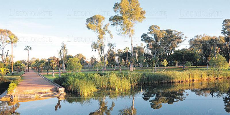 Casablanca: L'entretien du parc de l'Hermitage confié au privé