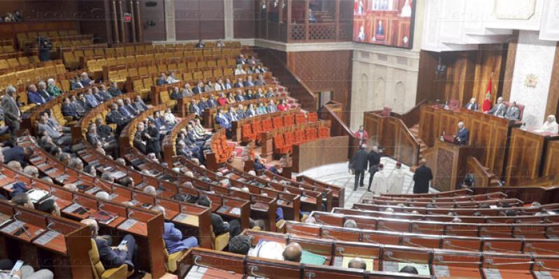 Parlement: Des propositions de loi sorties de leur «confinement»