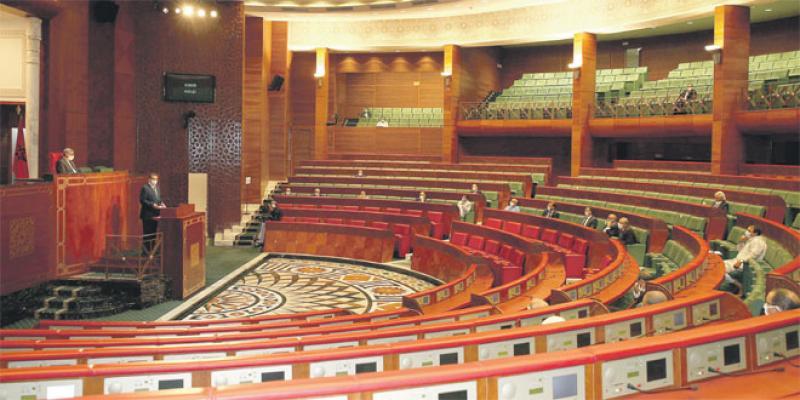 Parlement: Les conseillers préparent leur déconfinement
