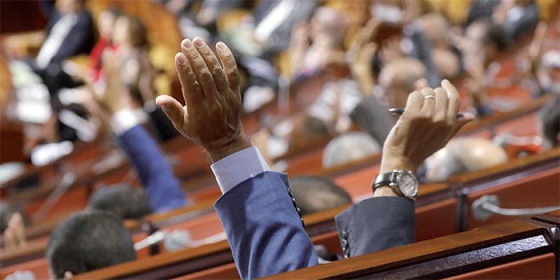 Chambre des représentants: Le détail des élus par circonscription 2021