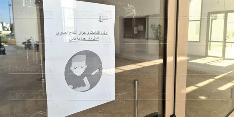Le pass vaccinal obligatoire pour accéder aux administrations